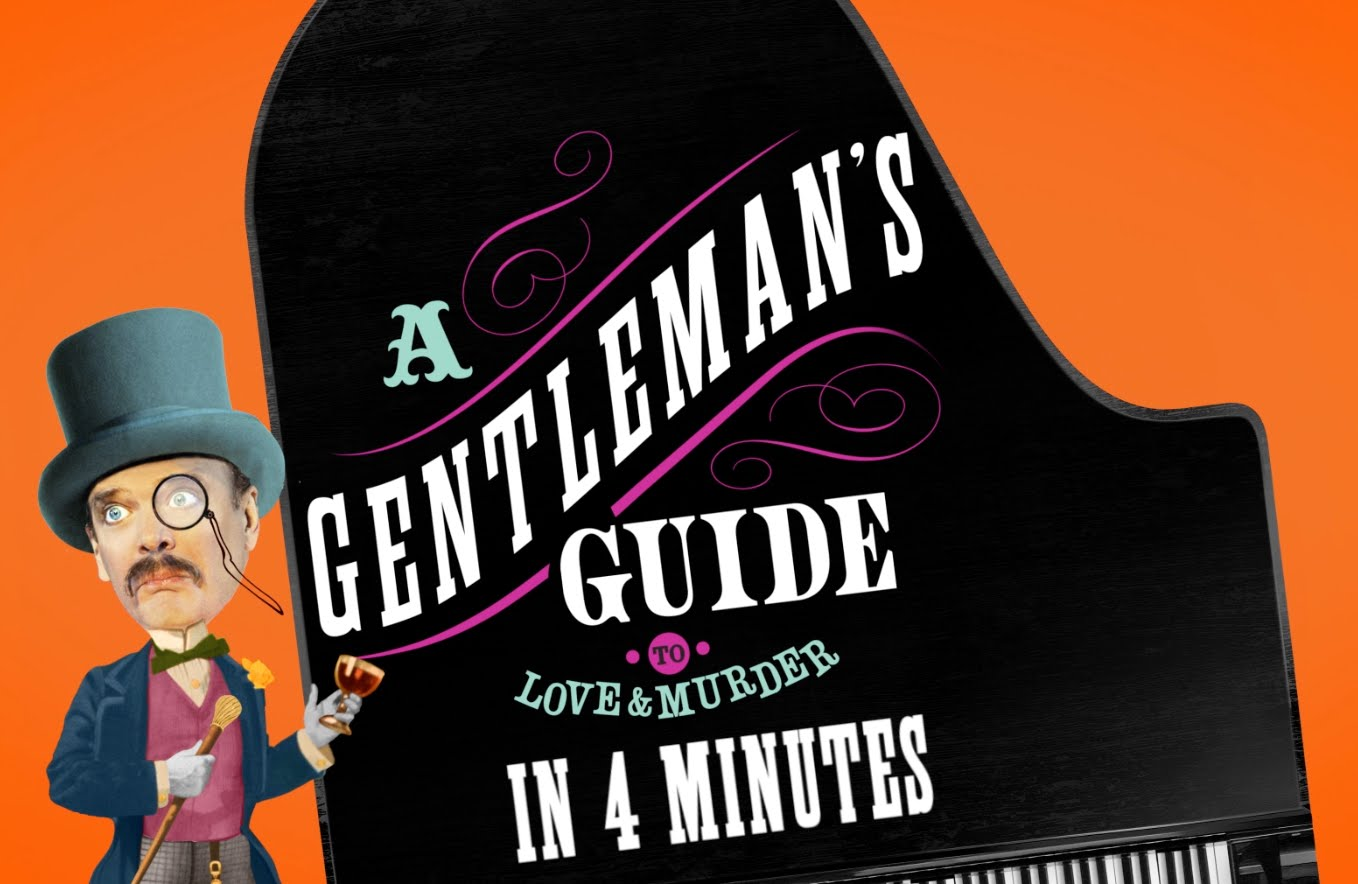 A four minute summary of A Gentleman's Guide by the original Broadway cast!
