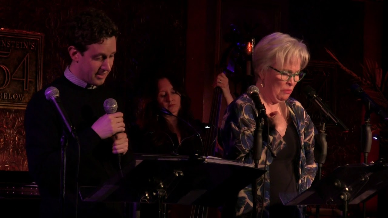 """After Opening Note"" from Birds of Paradise in concert at 54 Below"