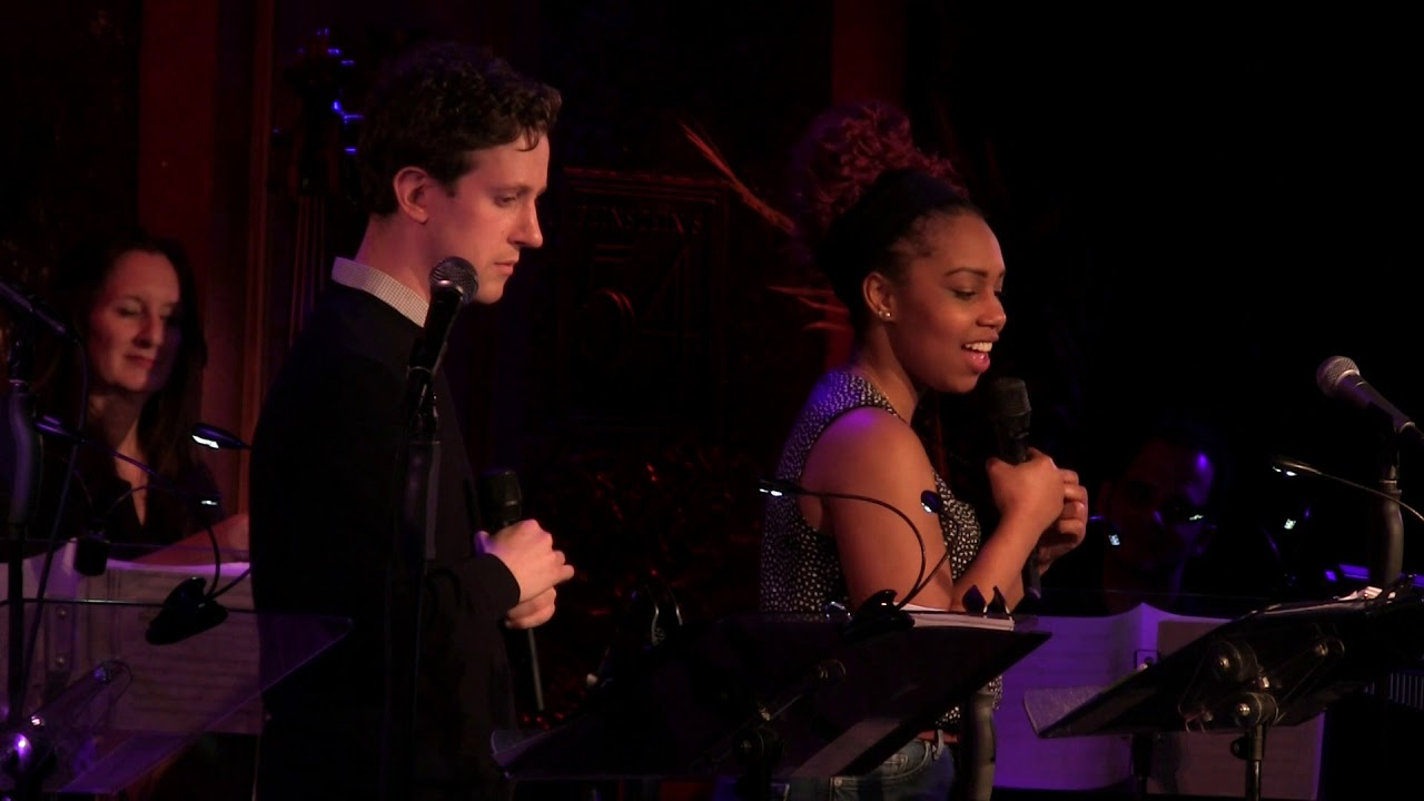 """Slice of Life"" from Birds of Paradise in concert at 54 Below"