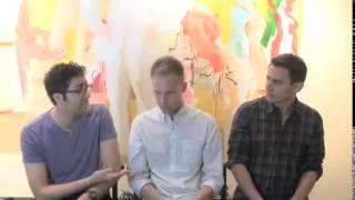 Duchan, Pasek, and Paul talk about the musical influences behind Dogfight