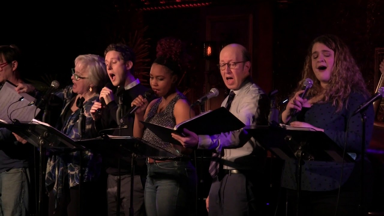 """Something New"" from Birds of Paradise in concert at 54 Below"