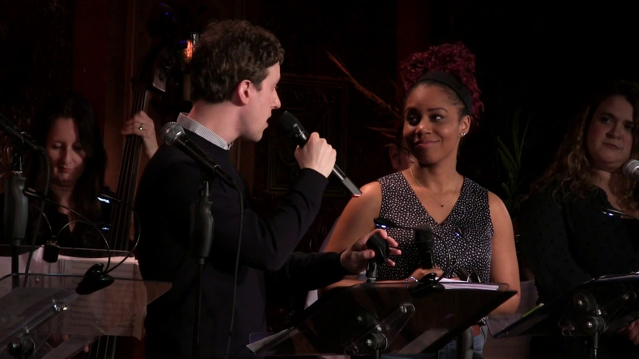 """It's Still There"" from Birds of Paradise in concert at 54 Below"