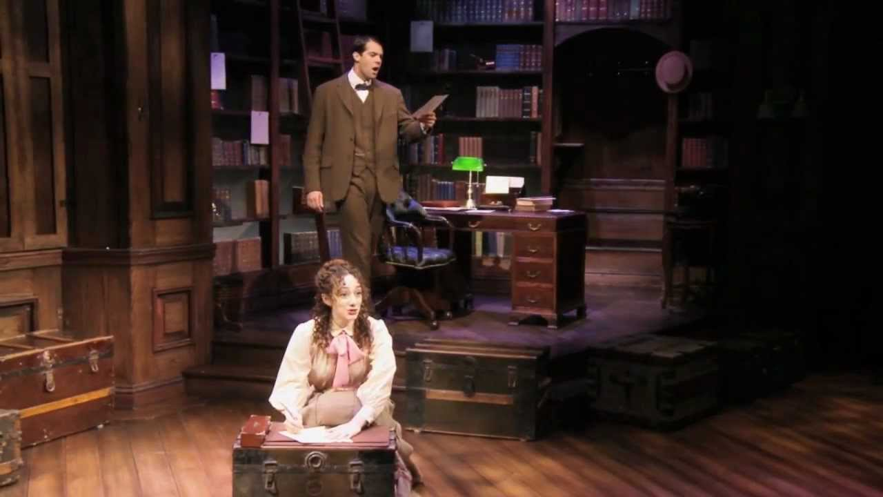 A crowd-pleaser for audiences from eight to eighty, Daddy Long Legs is touring the...