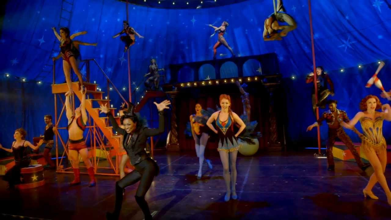 Highlights from Pippin on Broadway featuring the original Broadway revival cast.