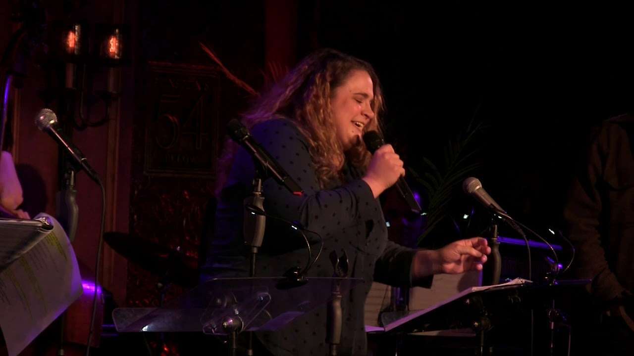 """Diva"" from Birds of Paradise in concert at 54 Below"