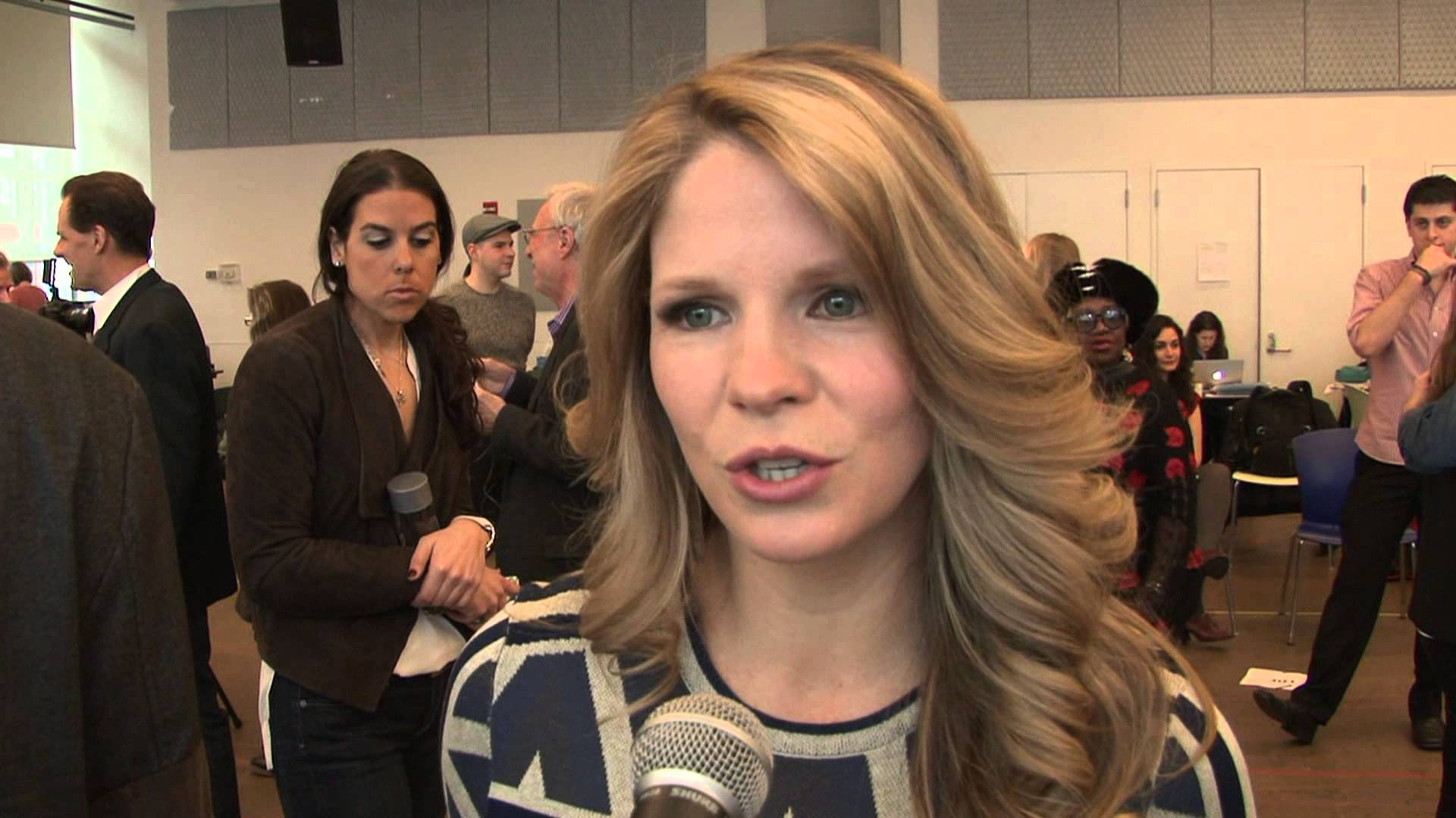 MTI interviews Kelli O'Hara about playing Francesca in the Broadway production of The...