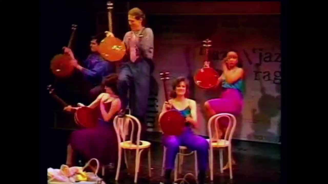 "The World Goes 'Round: Staging ""Me and My Baby"" with Banjos  Co-Conceiver..."