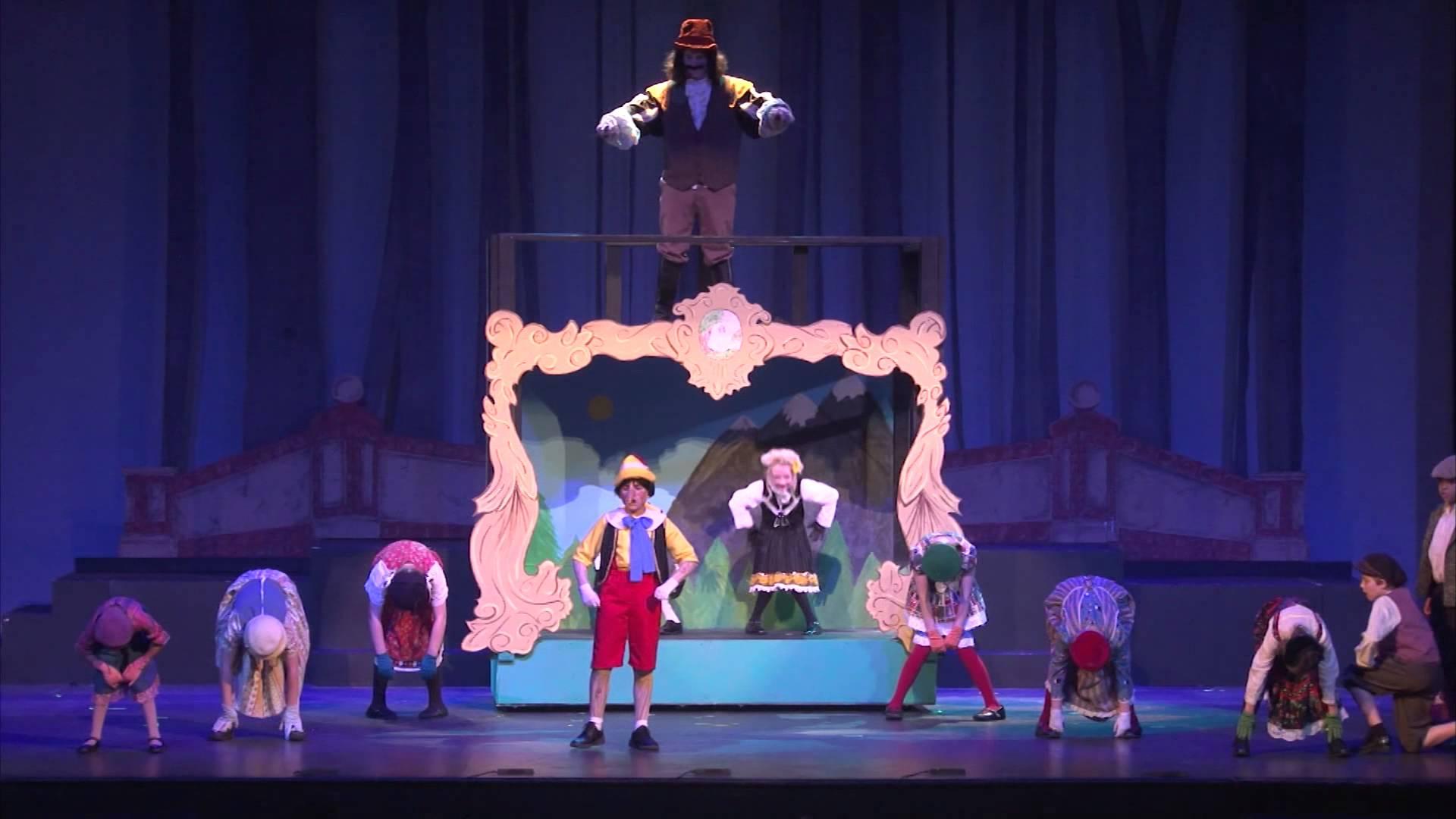 Disney's My Son Pinocchio JR    Music Theatre International
