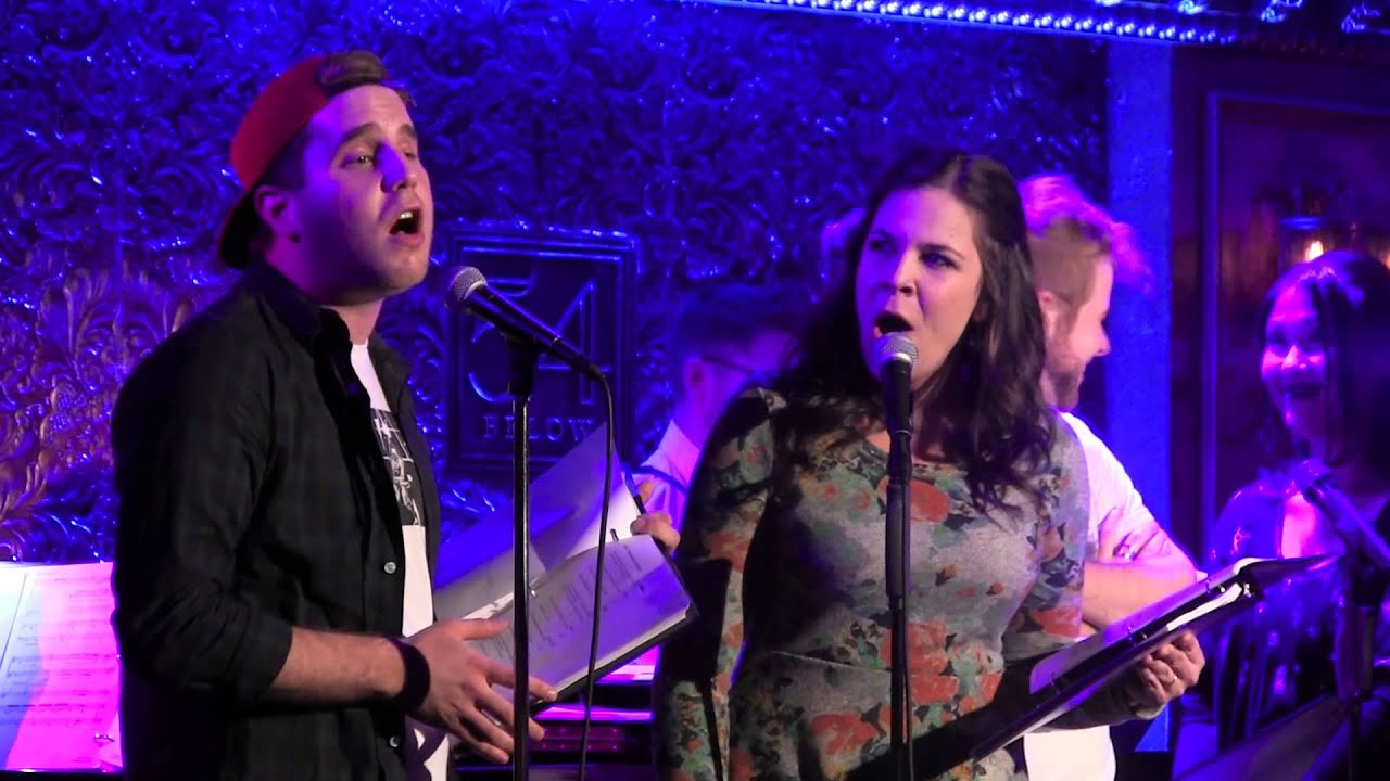 """Back of the Bus"" from Band Geeks in Concert at 54 Below"