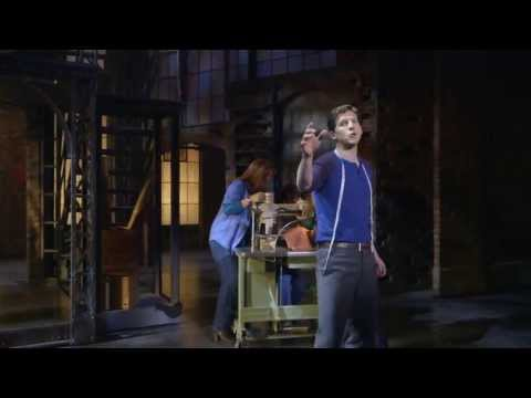 """Step One"" from Kinky Boots on Broadway"