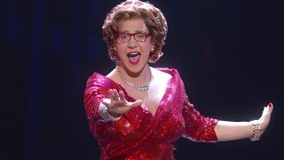 The Broadway cast of Tootsie performs at the 2019 Tony Awards.