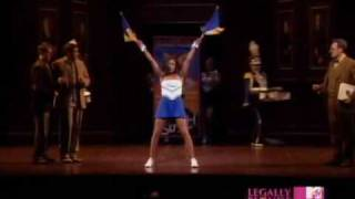 """What You Want"" from the MTV airing of Legally Blonde"