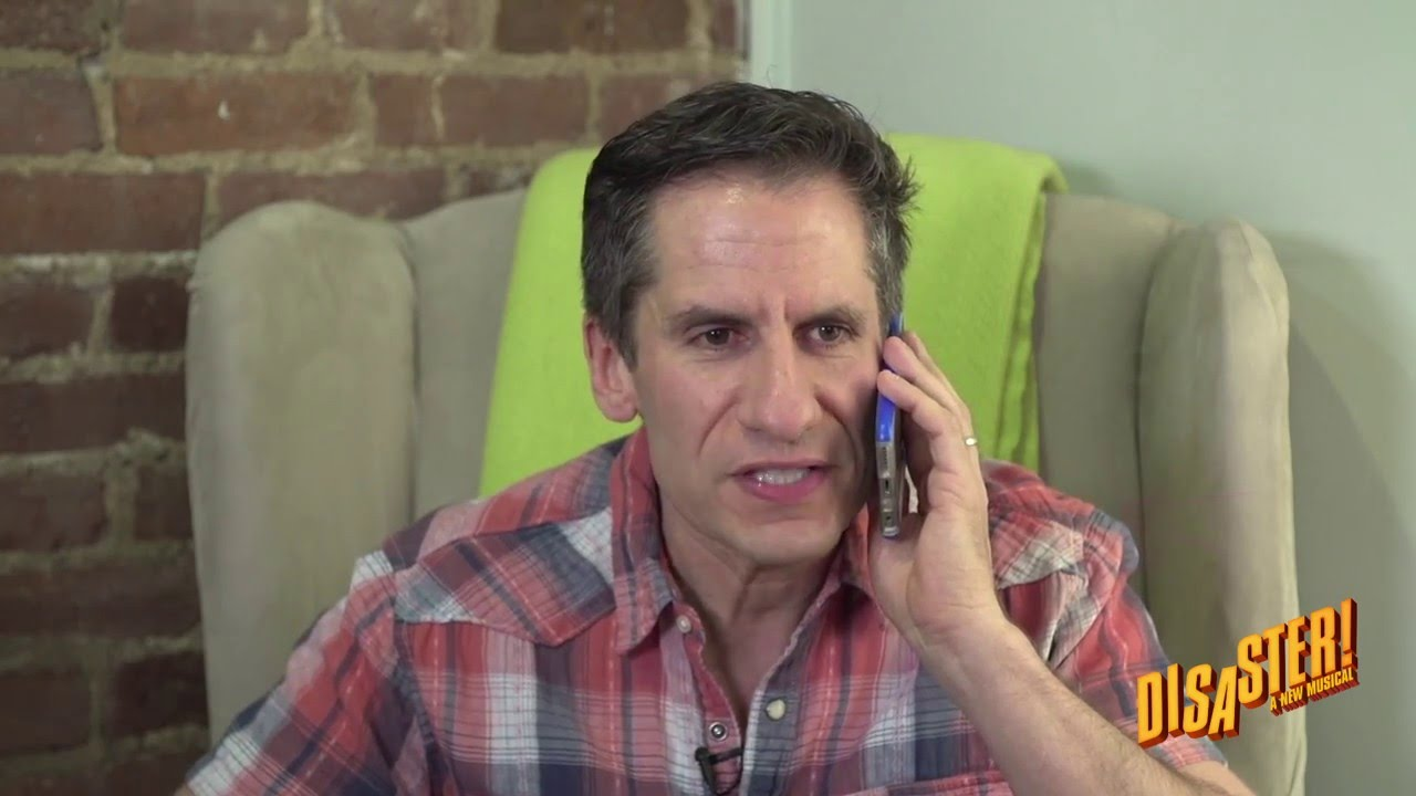 Seth Rudetsky, co-creator of DISASTER!, answers your questions about the show