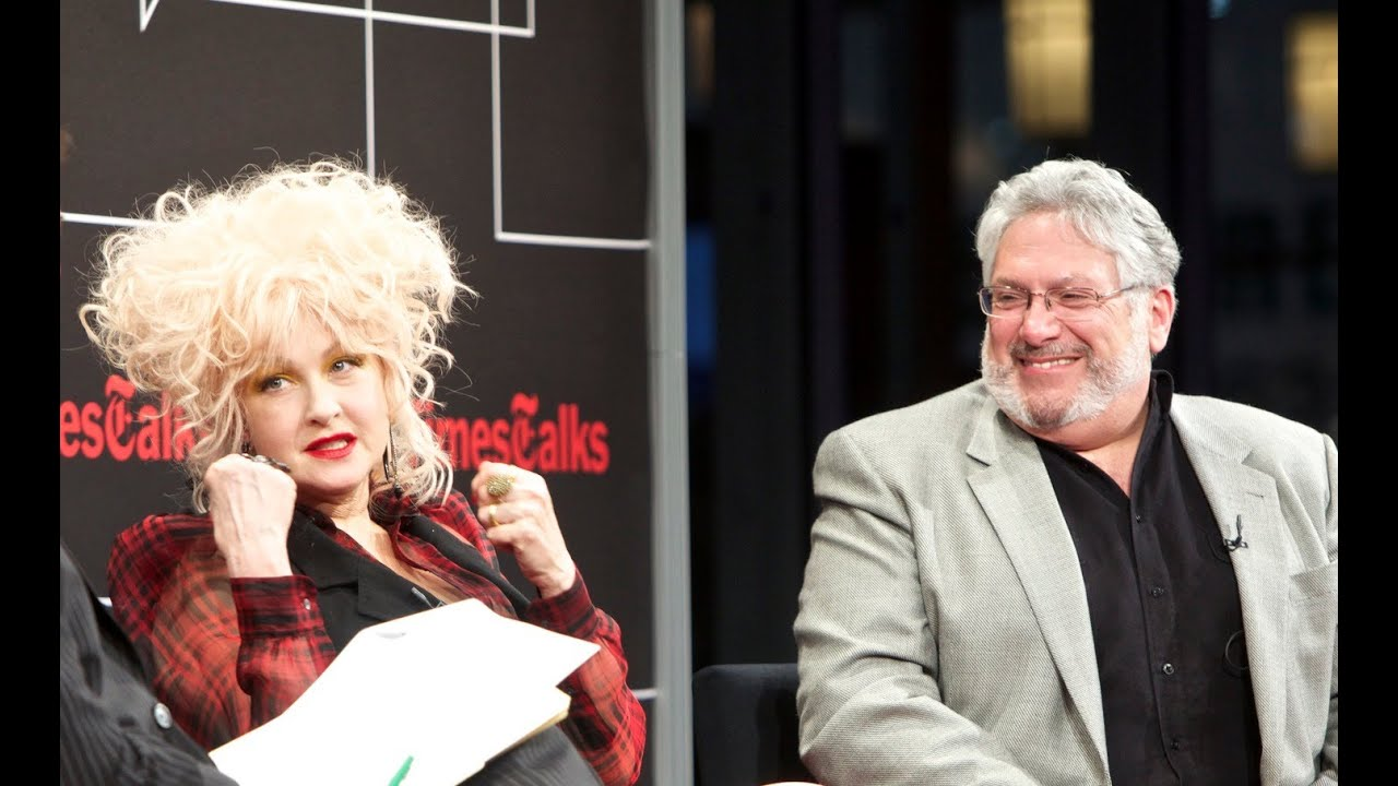 New York Times interview with Kinky Boots authors Cyndi Lauper and Harvey Fierstein