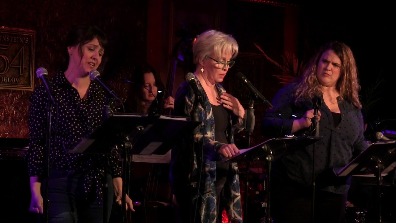 """Birds of Paradise"" from Birds of Paradise in concert at 54 Below"