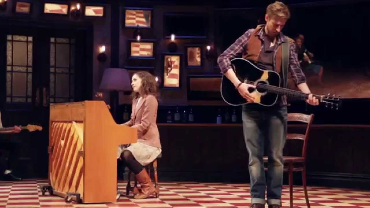 """Falling Slowly"" from the West End production of Once"