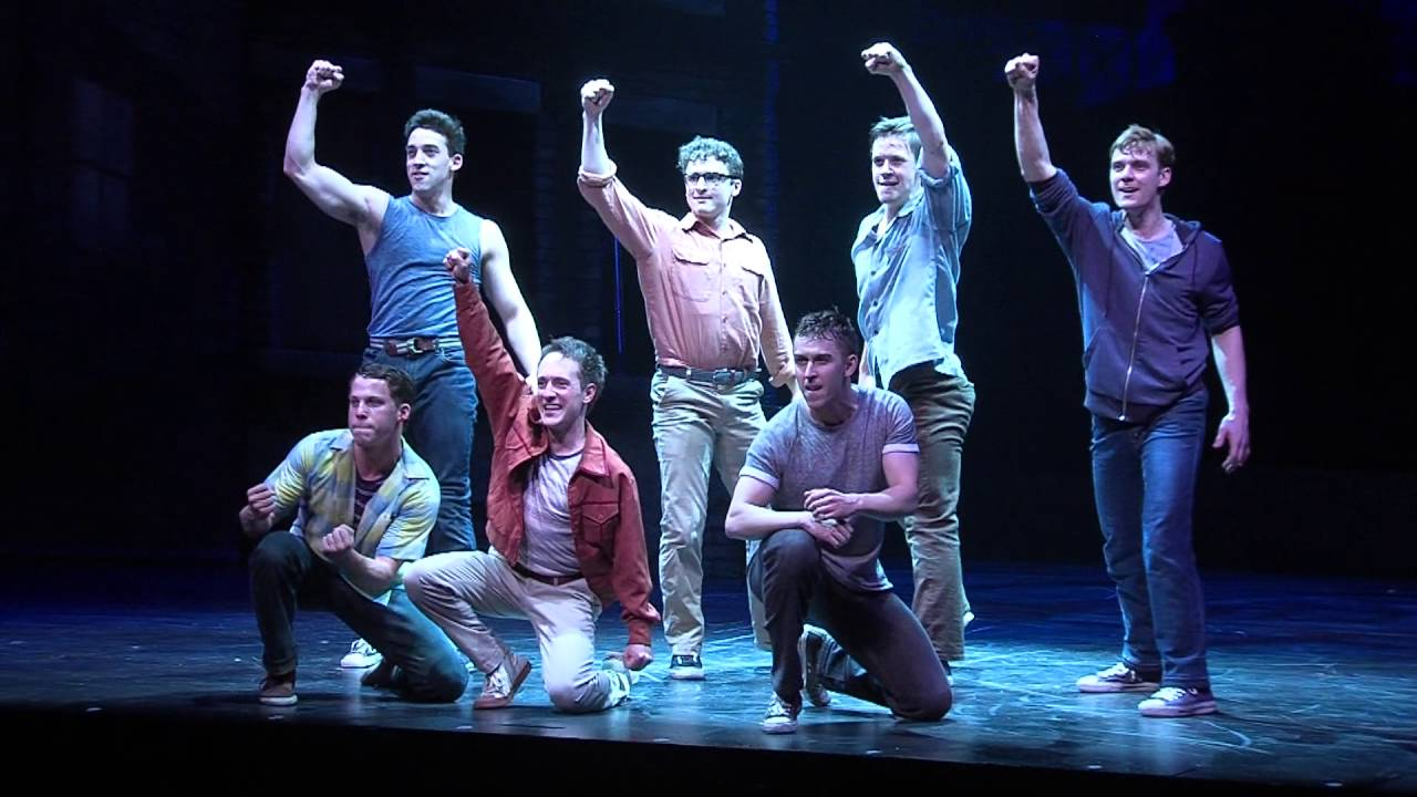 West Side Story at Paper Mill Playhouse