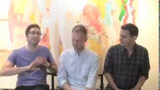Duchan, Pasek, and Paul discuss their process behind creating Dogfight