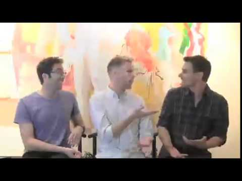 Dogfigth authors Peter Duchan, Benj Pasek, and Justin Paul discuss how they got the...
