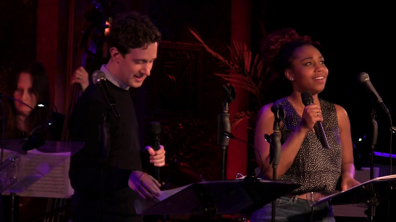 """Coming True"" from Birds of Paradise in concert at 54 Below"