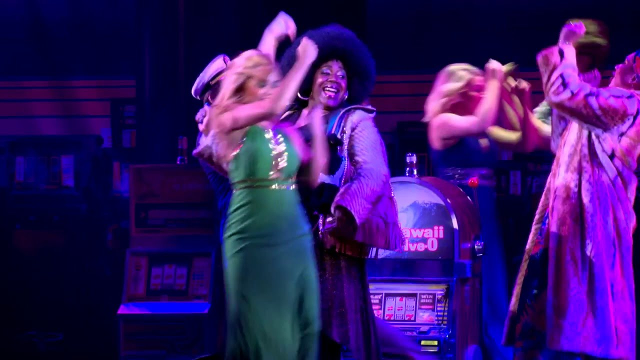 Take a look at these video highlights from DISASTER! on Broadway!