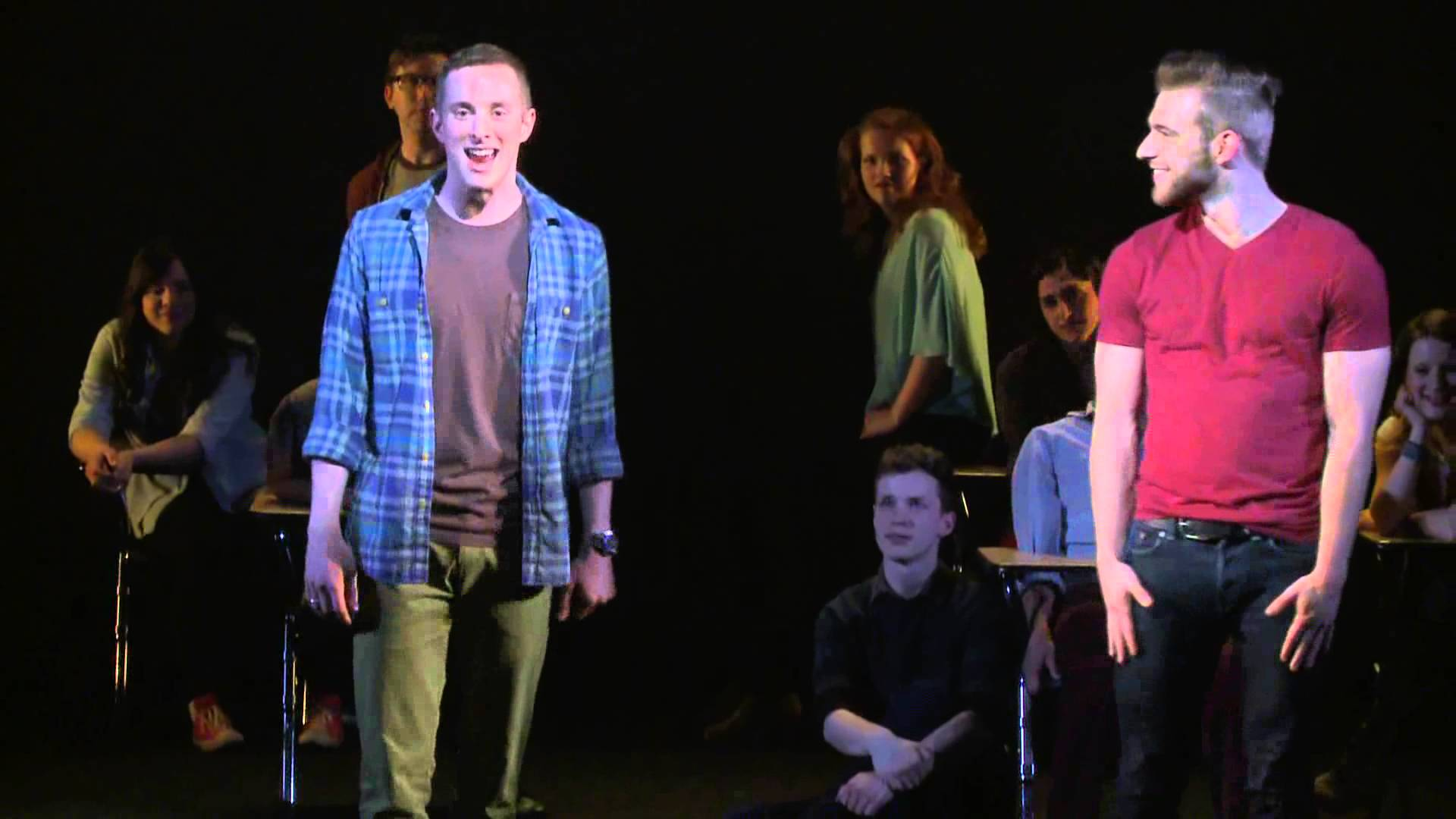 Here's a video clip from Goodspeed's Musicals new production of Bartram & Hill's...