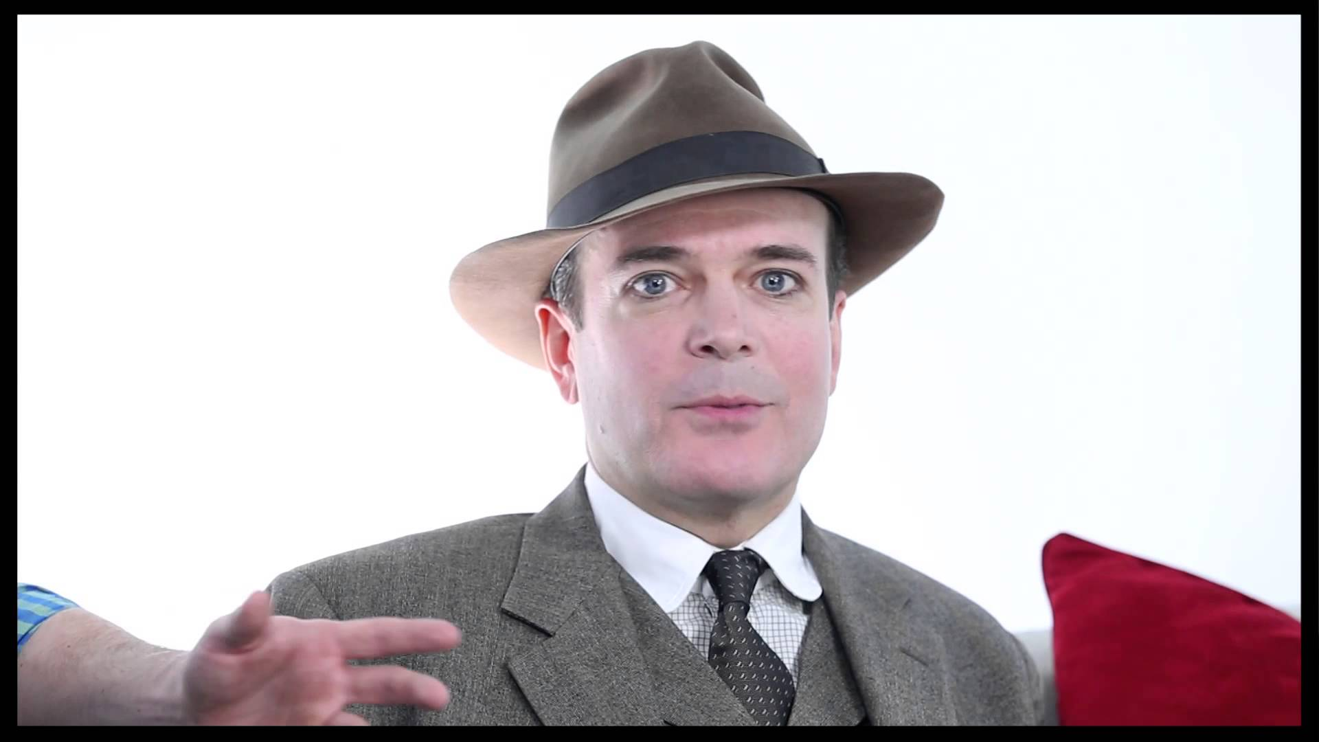 Original Broadway cast members Jefferson Mays and Bryce Pinkham answer your questions