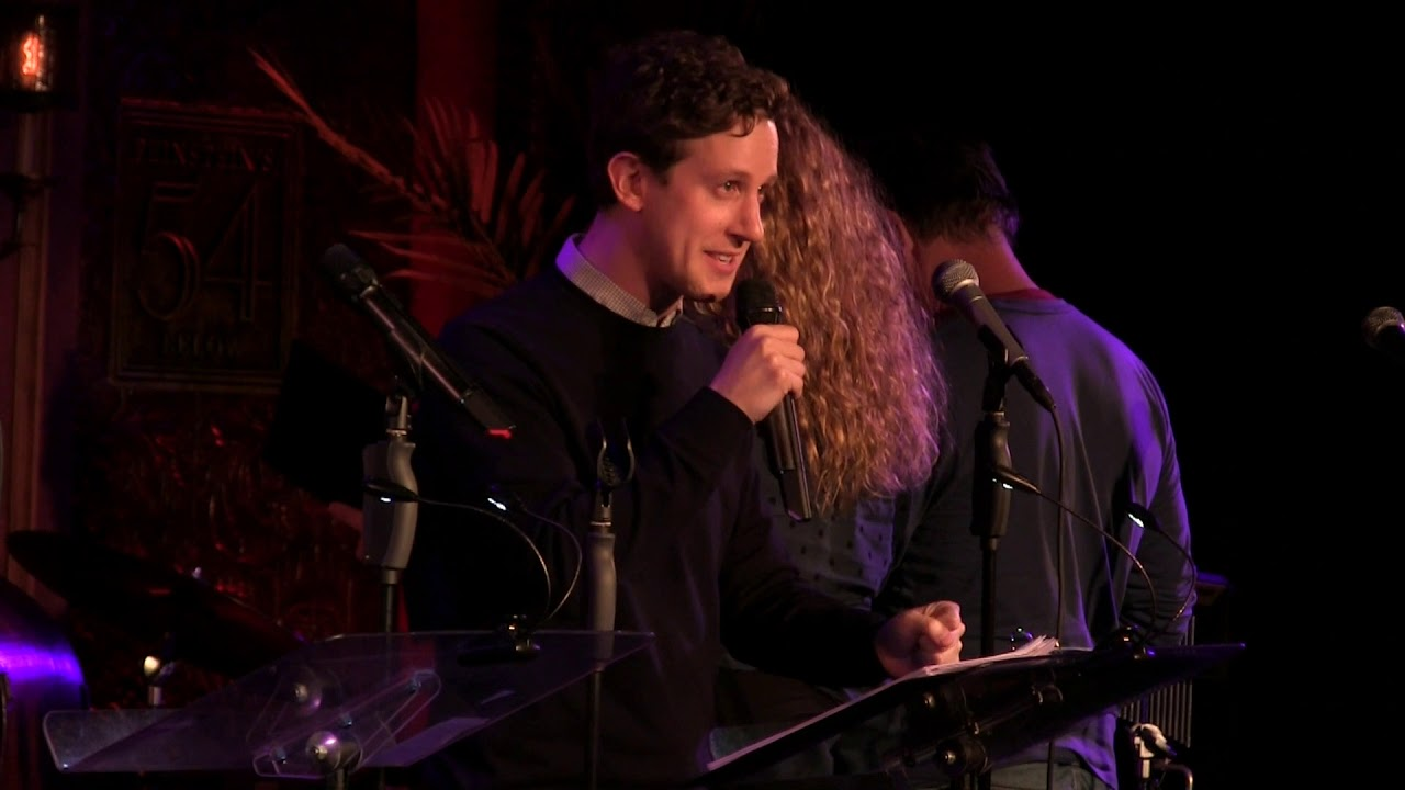 """So Many Nights"" from Birds of Paradise in concert at 54 Below"