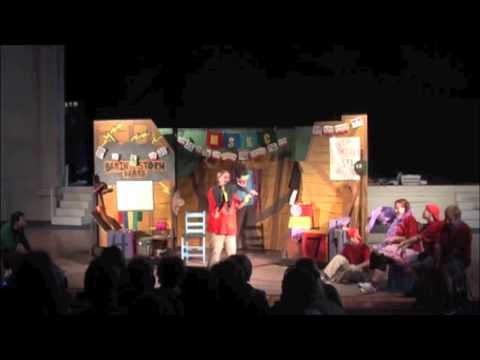 Promo for Theatre West Virginia's production of Main Street Kids Club: a MathStart...