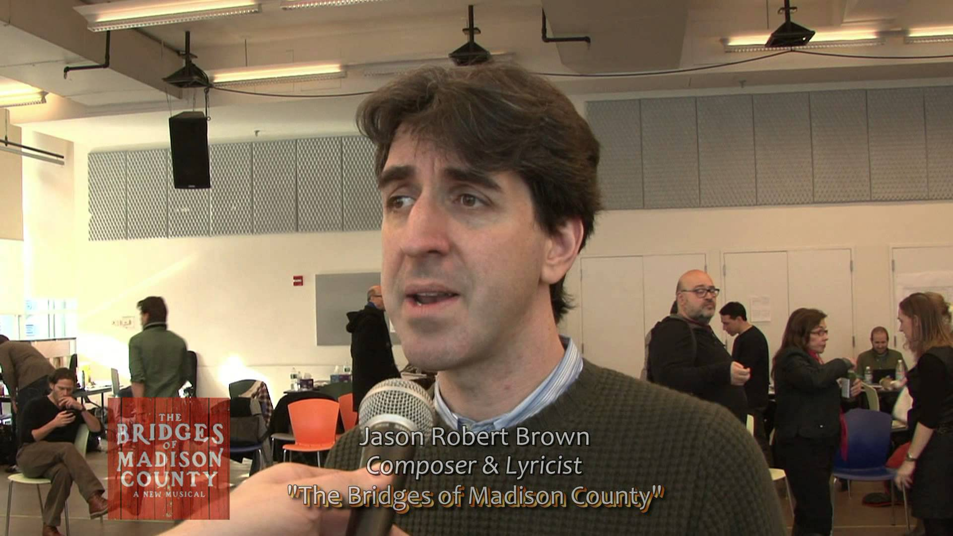 MTI interviews Jason Robert Brown on adaptation