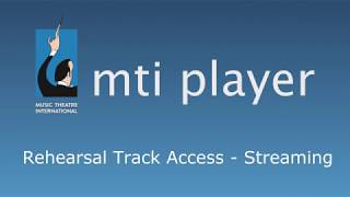 Learn about streaming your tracks on the MTI Player app