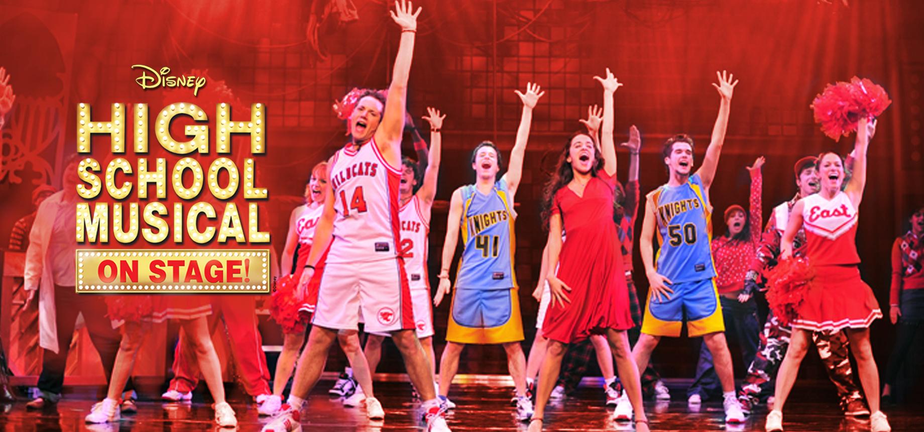 Disney's High School Musical   Music Theatre International