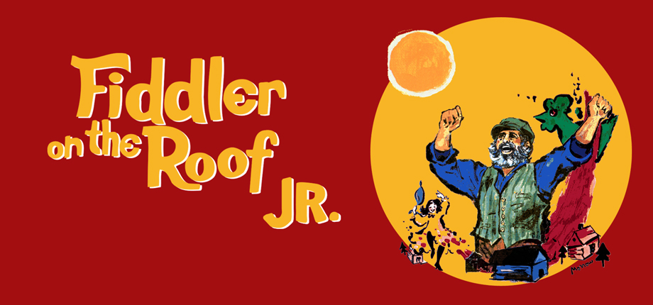 Fiddler On The Roof Jr Music Theatre International
