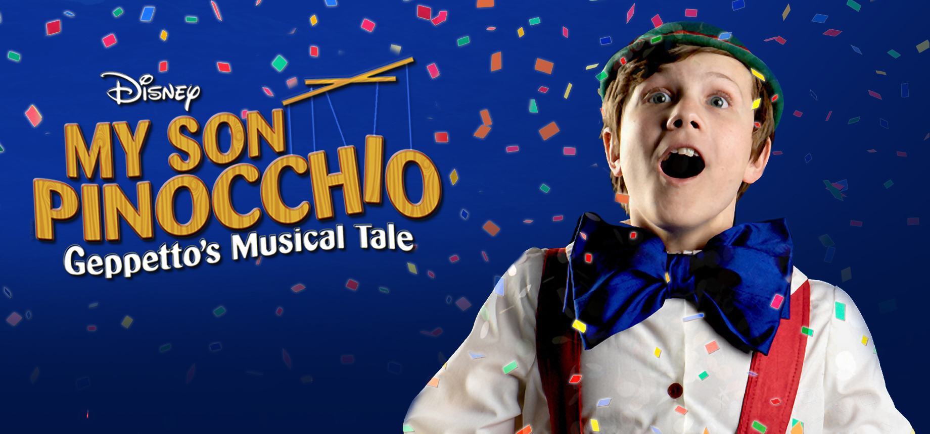 Disney's My Son Pinocchio: Geppetto's Musical Tale   Music