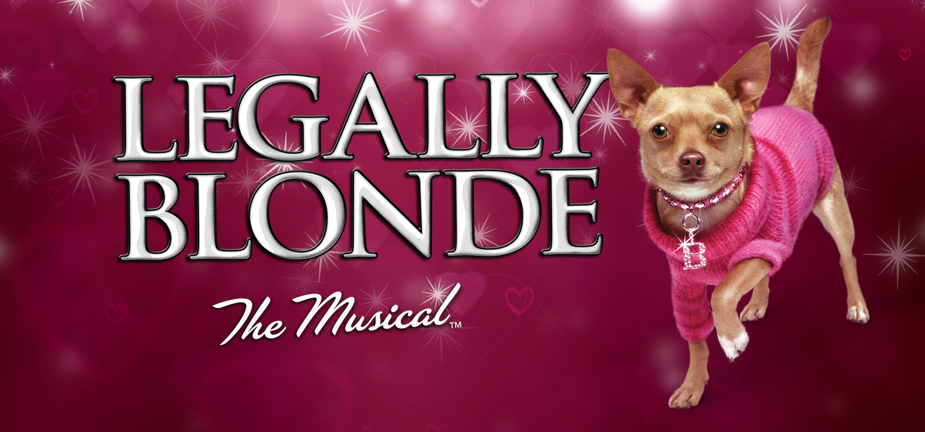 Legally Blonde The Musical Logo Legally Blonde ...