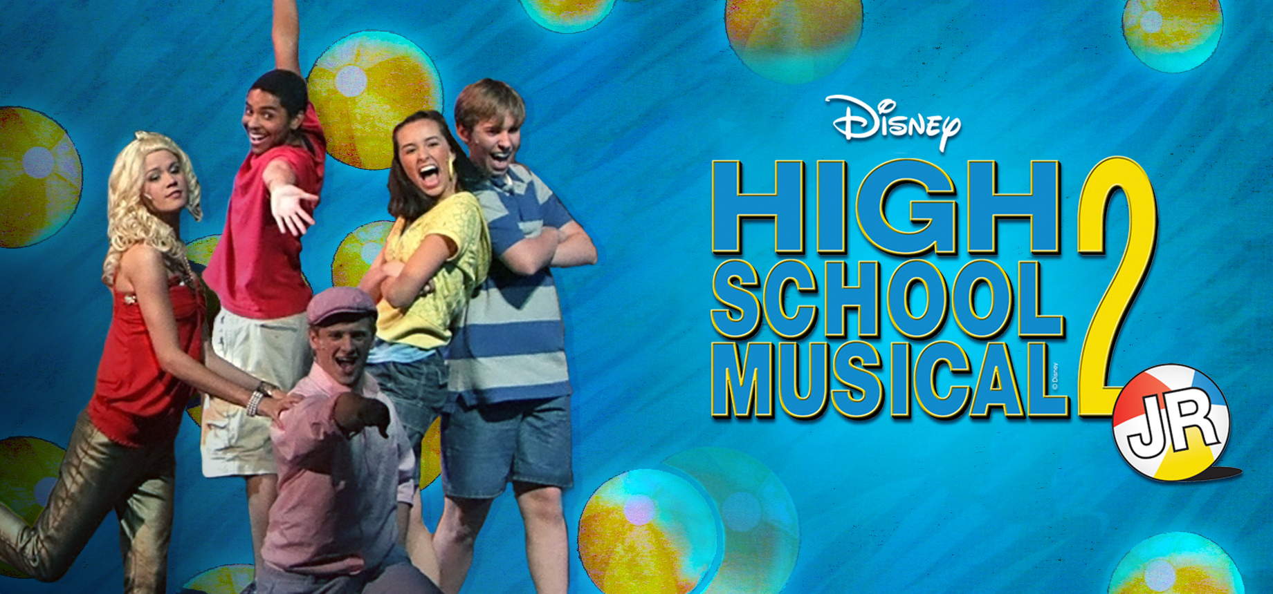 Disney's High School Musical 2 JR. | Music Theatre ...