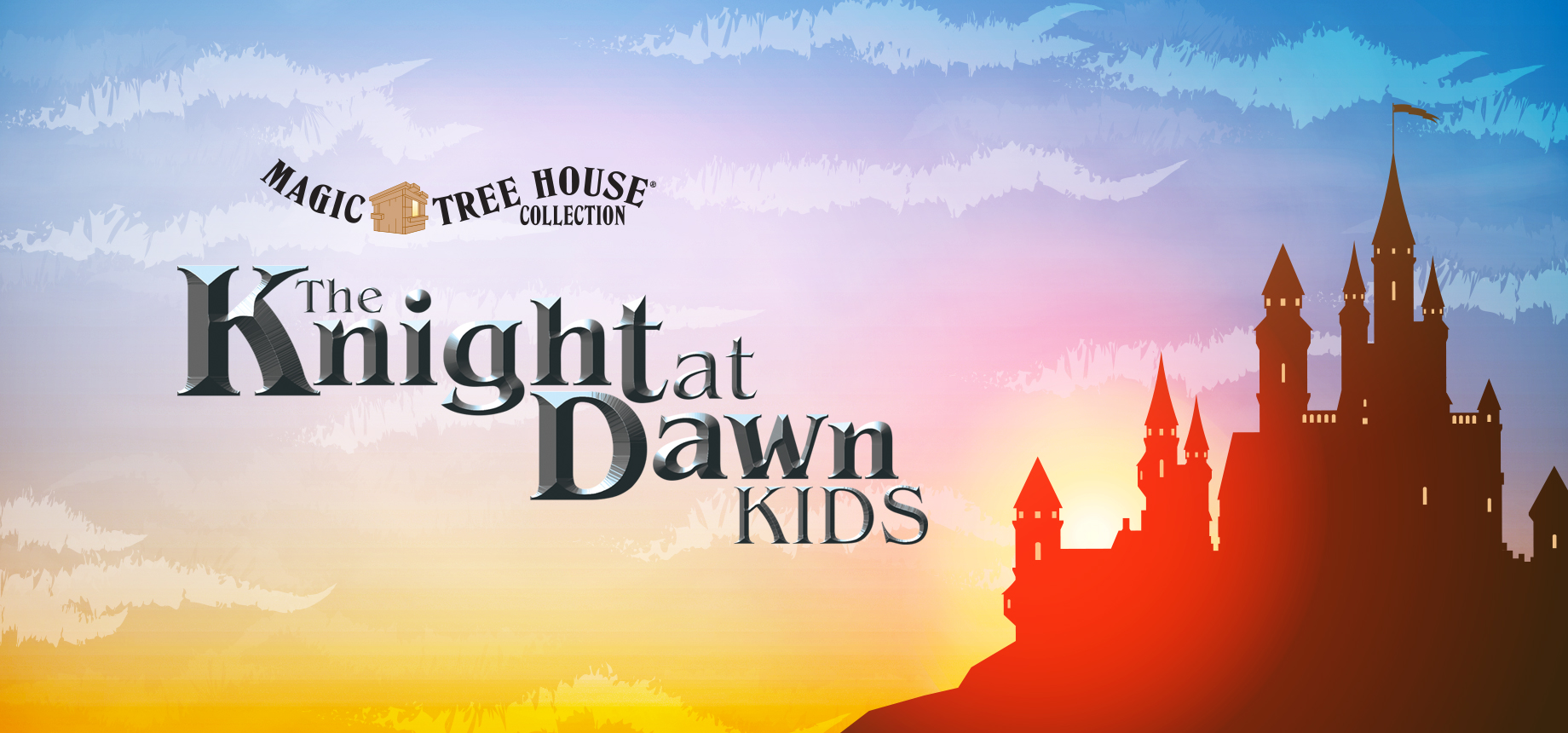 Magic Tree House The Knight At Dawn Kids Music Theatre
