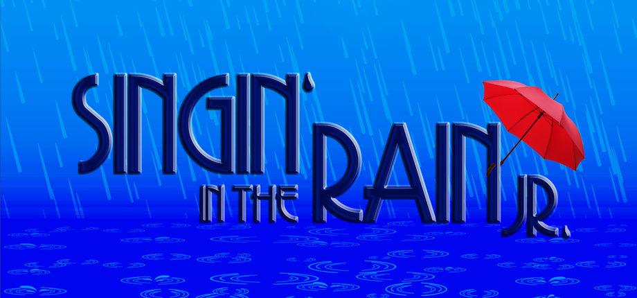 Image result for Singing in the Rain jr