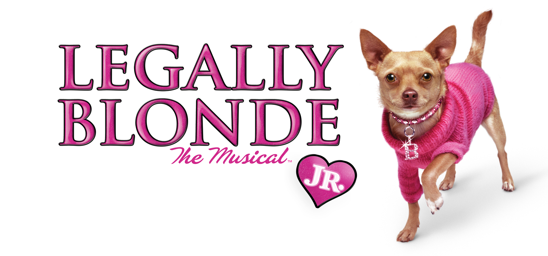 Legally Blonde The Musical Logo Legally Blonde The Mus...