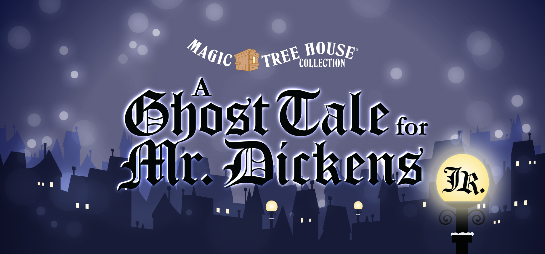 Magic Tree House A Ghost Tale For Mr Dickens Jr Music