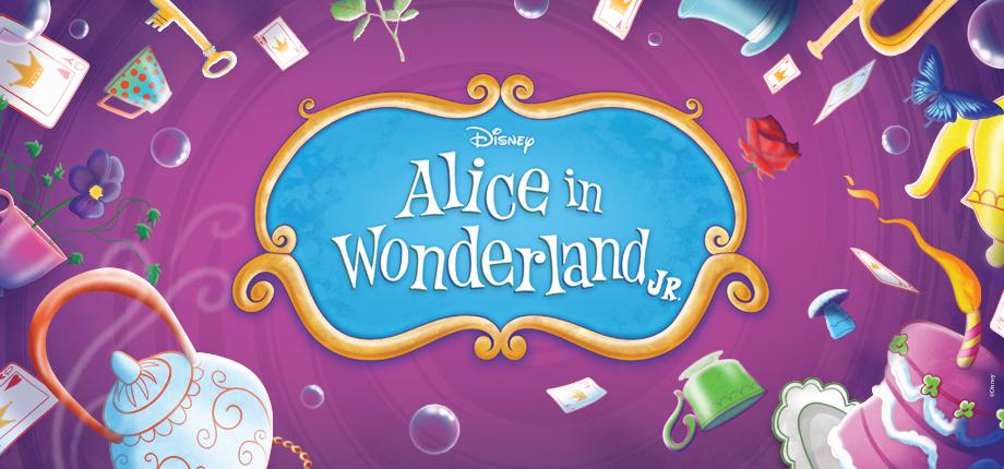 Image result for alice in wonderland jr