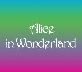 ALICE IN WONDERLAND-PRINCE STREET PLAYERS VERSION in Raleigh