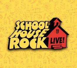 SCHOOLHOUSE ROCK LIVE! in Raleigh
