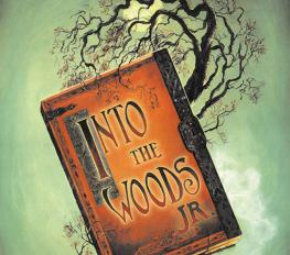 INTO THE WOODS JR in Broadway