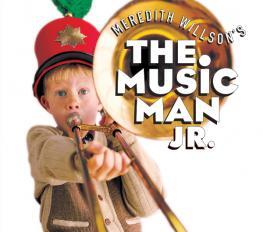 THE MUSIC MAN JR in Broadway