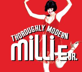 THOROUGHLY MODERN MILLIE JR in Raleigh