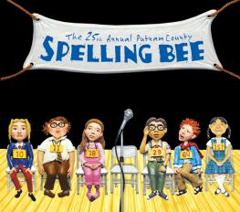 THE 25TH ANNUAL PUTNAM COUNTY SPELLING BEE in Atlanta