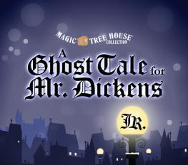A GHOST TALES FOR MR. DICKENS JR in Louisville