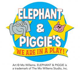 ELEPHANT AND PIGGIE'S WE ARE IN A PLAY in Los Angeles