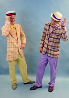 Mary Poppins - Jolly Holiday Boys Costumes